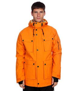 Colour Wear   Куртка Cargo Jacket Rusty Orange