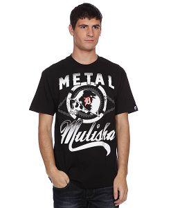 Metal Mulisha | Футболка Dosch T Black