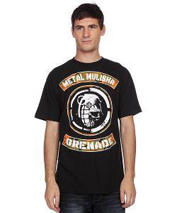 Metal Mulisha | Футболка Mmxgg Face Off Black