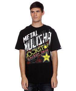 Metal Mulisha | Футболка Rs Fade Tee Black
