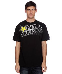 Metal Mulisha | Футболка Rsbasics Tee Black