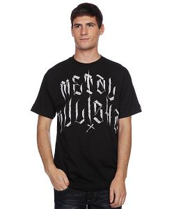 Metal Mulisha | Футболка Solitary Tee Black