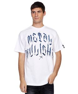 Metal Mulisha | Футболка Solitary Tee White