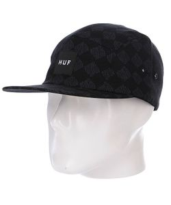 Huf | Бейсболка Luxe Volley Black