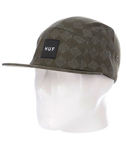 Huf | Бейсболка Luxe Volley Olive