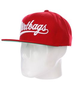 Huf | Бейсболка Script Dirtbag Starter Red