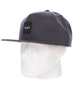 Huf | Бейсболка Starbox Logo Charcoal