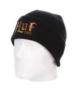 Huf | Шапка Authentic Beanies Black