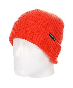 Huf | Шапка Носок Usual Beanie Bright Orange