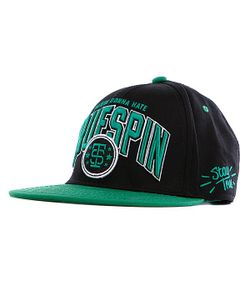 Truespin | Бейсболка True Spin True Spin-2 Black/Green