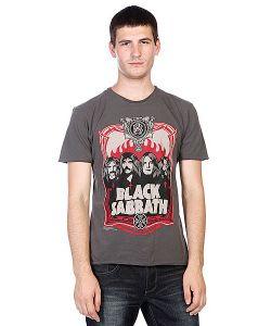 Amplified | Футболка Black Sabbath Charcoal