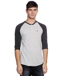Ashbury | Лонгслив Henley Fleece Oatmeal