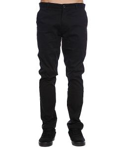 Enjoi | Штаны Прямые Boo Khaki Slim Chino True Black