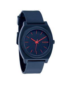 Nixon | Часы Time Teller P Matte Navy