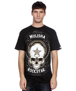 Metal Mulisha | Футболка Skull Rs Black