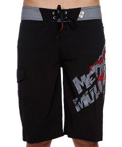 Metal Mulisha | Шорты Boardshort Rousted Black