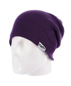 Neff | Шапка Носок Form Fold Purple