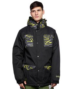 Grenade | Куртка Mens Jacket Field Doom Vision/Black