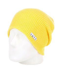 Neff | Шапка Носок Daily Yellow