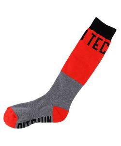 Lib Tech | Носки Сноубордические Bitchin Riding Sock Red
