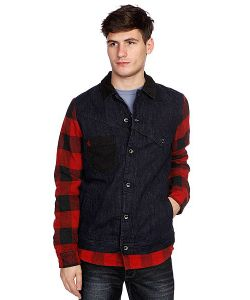 Volcom | Куртка Lumber Jacket Indigo