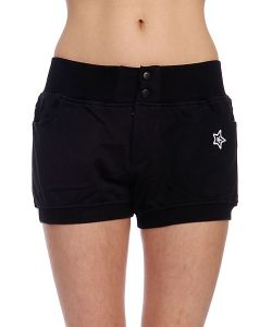 K1X | Шорты Женские Shorty Whoa Jersey Shorts Black