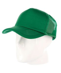 Truespin | Бейсболка С Сеткой True Spin Basic Trucker Dark Green