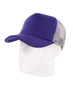 Truespin   Бейсболка С Сеткой Combo Trucker Purple/Dark Grey