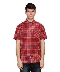 Element | Рубашка В Клетку Sutton Ss Jester Red