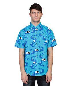 Enjoi | Рубашка Shark Blue