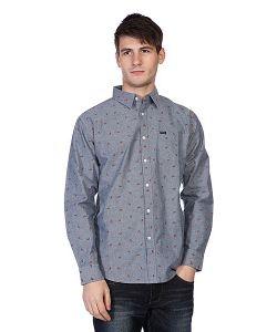 Matix | Рубашка Katana Woven Top Blue