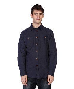 Matix | Рубашка Kingsway Flannel Navy