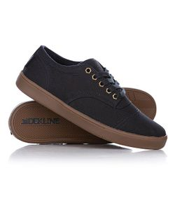 Dekline | Кеды Кроссовки Everett Low Navy/Gum