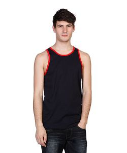 K1X | Майка Core Loose Tank Top Navy/Red