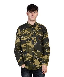 Metal Mulisha | Рубашка Disruptured Camo