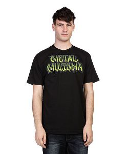 Metal Mulisha | Футболка Mah-Mens Black