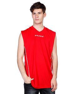 K1X | Майка Hardwood League Uniform Jersey Red