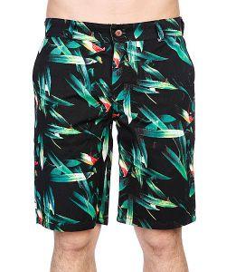 K1X   Шорты Джинсовые Oahu Chino Shorts Black