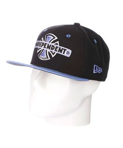 Independent | Бейсболка New Era Vintage Newera Black/Blue