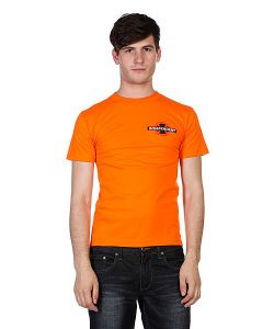 Independent | Футболка Bullseye Orange