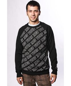 Zoo York | Свитер Rock N Roll Sweater Black