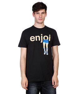 Enjoi | Футболка Faux Pas Premium Black