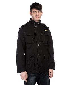 Globe | Куртка Non Civil Jacket Black