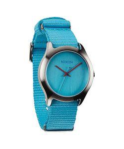 Nixon | Часы Женские Mod Bright Blue