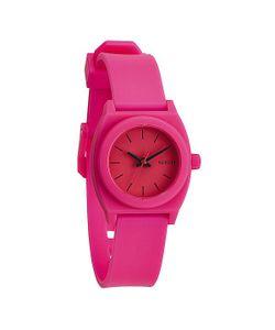 Nixon | Часы Женские Small Time Teller P Hot Pink