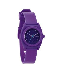 Nixon | Часы Женские Small Time Teller P Purple