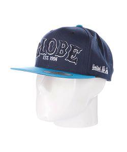 Globe | Бейсболка Hitters Cap Navy/Blue