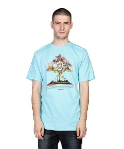 LRG | Футболка Foundation For Life Tee Cayman Blue