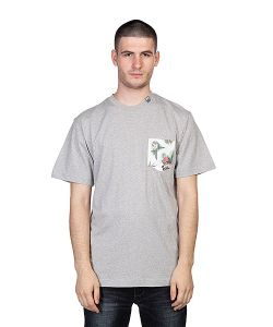 LRG | Футболка Hawaiian Safari Tee Ash Heather