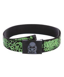 Mgp | Ремень Madd Web Belt Black/Green
